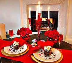 dinner gifts why love valentines day dinner table decoration idea 2013