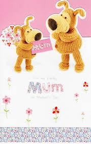 boofle to my lovely mum happy mother u0027s day greeting card cards