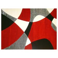 contemporary red rugs roselawnlutheran