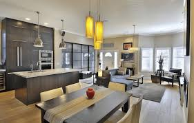 modern open plan house designs fresh open floor plans a trend for