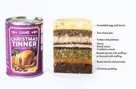 the tinner is the most unappetizing dinner photo