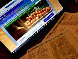 State Fair Map Mn Minnesota State Fair U2013 Travel Garden Eat