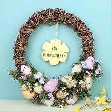 Pastel Blue Christmas Decorations by The Trendy Colors Of Easter Easter Decoration In Pastel Colors