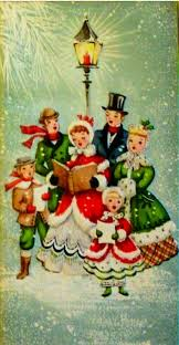 vintage mailbox full of christmas cards greeting card songs