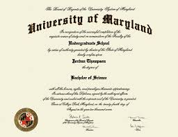 diploma frame size of maryland college park gold embossed diploma frame