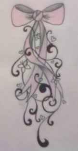 leeslittlewonderland bow tattoos designs for