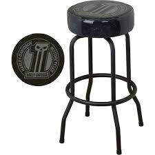 Harley Davidson Patio Lights by Harley Davidson Black 1 Logo Swivel Bar Stool Www Kotulas Com