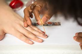 do it yourself fall nail art with d i d nail paint ecohabitude
