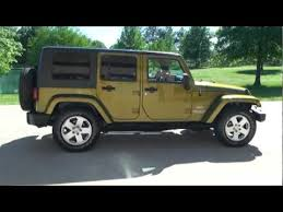 07 jeep wrangler top sold 2007 jeep wrangler unlimited low top for