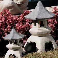 design toscano pagoda 2 lantern statue reviews wayfair