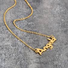 name necklace online images Online shop 30 off small name necklace handwriting name angela jpg