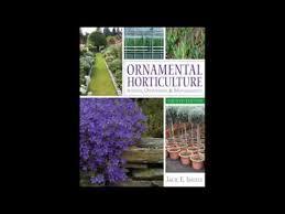 ornamental horticulture pdf