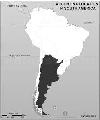 map of and south america black and white argentina location map in south america black and white