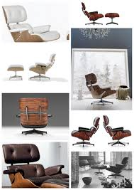 Lounge Chair And Ottoman Eames by The Lounge Chair U0026 Ottoman By Charles U0026 Ray Eames Intuition And