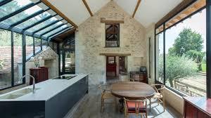 cuisine sous veranda v randa ancienne mat riaux crit res de choix prix ooreka modele