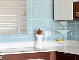 blue tile backsplash kitchen 30 best subway tile backsplash ideas images on