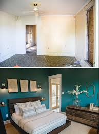Green Master Bedroom by Fixer Upper Teal Green Mudroom And Master Bedroom