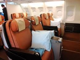 A340 Seat Map Easier To Afford U2013 Philippine Airlines Pal Business Class Review