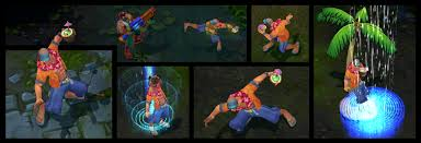 make a splash pool party is here league of legends