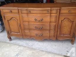 french provincial buffet sideboard dresser for sale in reservoir