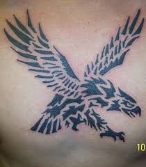 eagle tattoo design u2013 tribal style tattoo designs tattoo pictures