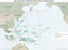 Pearl Harbor Map The Terrible Magic Of Atomic Weapons Geopolitical Futures