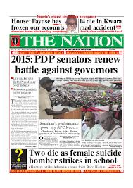 november 13 2014 by the nation issuu