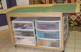 How To Make A Sewing Table by Make A Sewing Machine Table