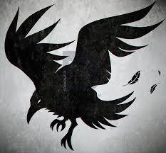 how to draw a halloween crow by darkonator drawinghub