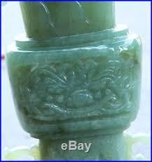 Jade Vases Large Chinese Vase Very
