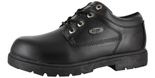 s lugz boots sale s lugz savoy sr eee wide slip resistant boots black leather
