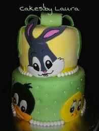 baby looney tunes birthday cake cakes beautiful cakes