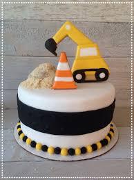 excavator cake roos bakt pinterest excavator cake cake and