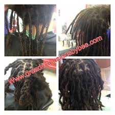 Human Hair Loc Extensions by Braids By Bee