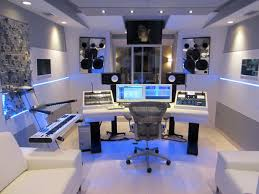 Custom Recording Studio Furniture Scs