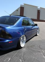 slammed lexus is300 man i love me some drag racing