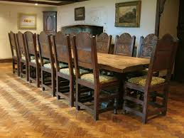 Used Dining Room Sets Gothic Dining Room Table Alliancemv Com