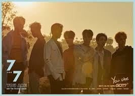 5 by 7 photo album mv album review got7 7 for 7 you are allkpop