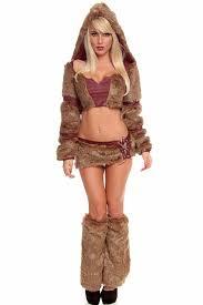 cavewoman costume 6 pc fur cave woman costume costume costumes
