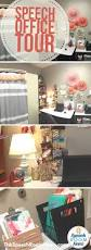 Therapist Office Decorating Ideas Speech Therapy Office Tour Speech Room News