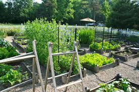 raised vegetable garden design minimalist outdoor furniture