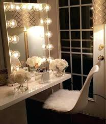 makeup vanity table with lighted mirror ikea vanity mirror makeup ifac2008 org