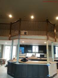 staten island wood staining project hardwood stairs ny