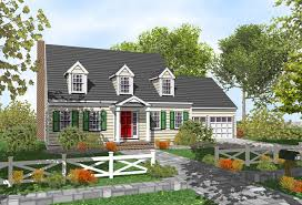 traditional cape cod house plans 1940s cape cod house exteriors the dennis 324 order house plan