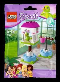 amazon black friday juguetes de disney amazon com lego friends animals parrot u0027s perch 41024 series 3