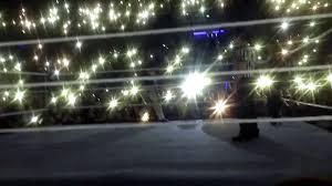 bray wyatt entrance wwe live liverpool echo arena 2017 youtube