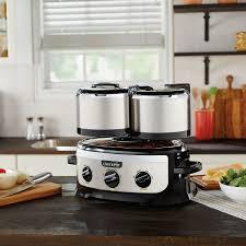 crock pot swing and serve slow cooker sccptower s crock pot