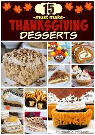 15 thanksgiving dessert ideas inside brucrew