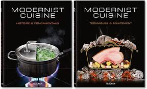moderniste cuisine xl modernist cuisine 6 volumes coffret nathan myhrvold chris