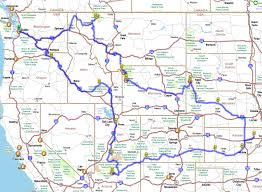 Driving Maps Driving Road Map Of Usa Maps Of Usa Maproute Fish 50 Trophy